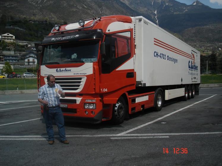 CARLOS CARVALHO.   SUIÇA