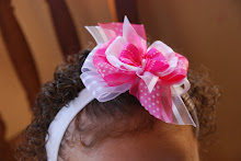 Head Bands With A Bow