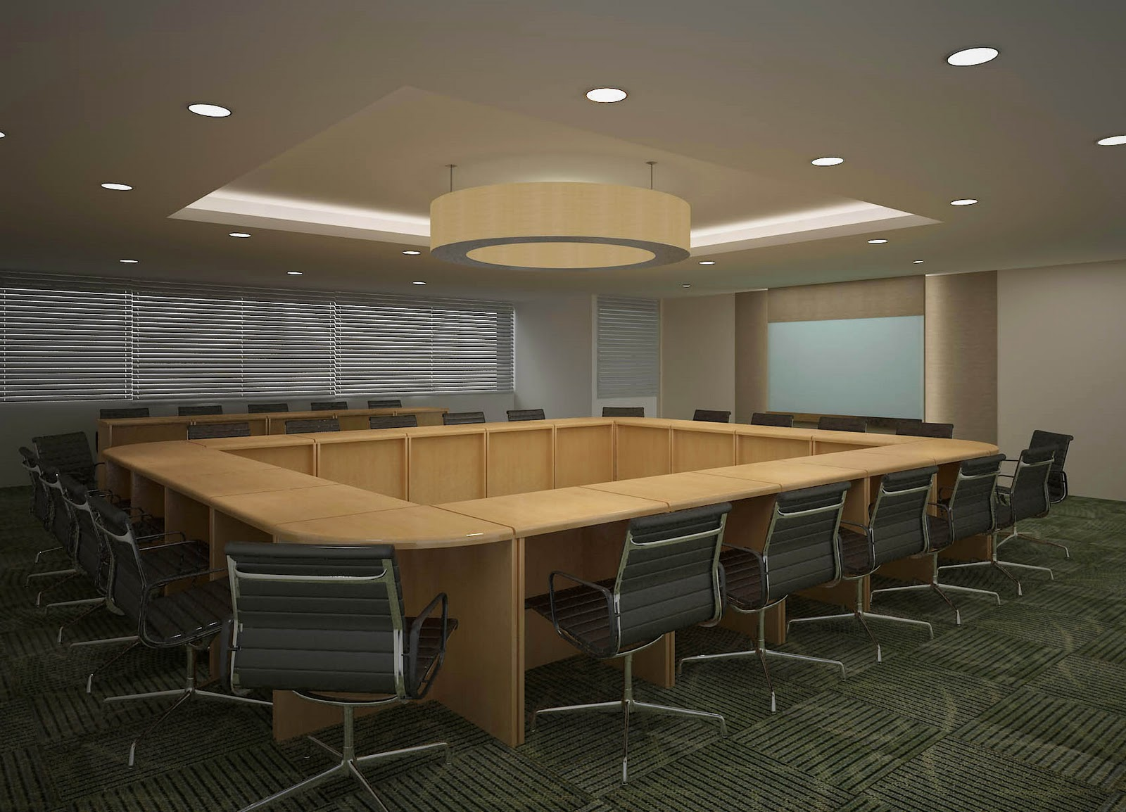 Conference Room Decorating Ideas