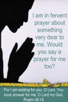 In Fervent Prayer