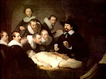 "Arte e Medicina: ""Lio de Anatomia do Dr. Nicolaes Tulp (Rembrandt, 1632)"
