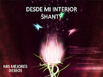 TU REGALO, PARA MI, DESDE EL INTERIOR DE SHANTY