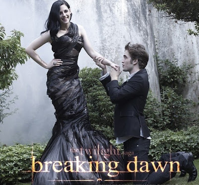 Kinostart vom Film aus der Twilight Saga Breaking Dawn - Biss zum Ende der Nacht