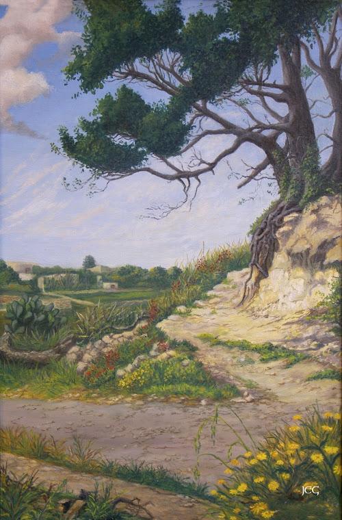 Tal-Lunzjata Near Rabat Malta