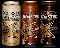 Rockstar Roasted coffee energy drinks