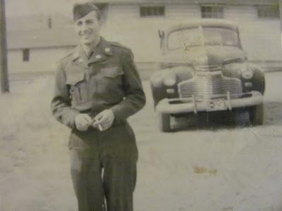 First Lieutenant US Army William Edward Streight, Fort Knox, Kentucky