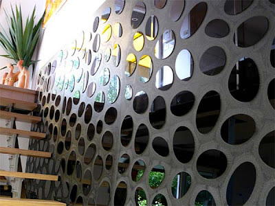 Wall Panels and Screens Pebbles
