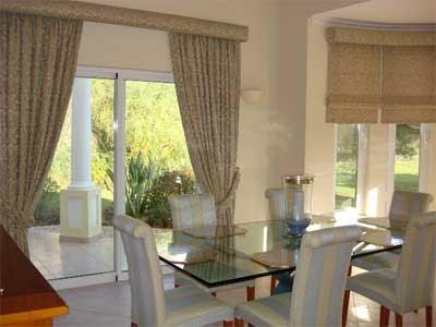 Villa, Vale do Lobo livingroom