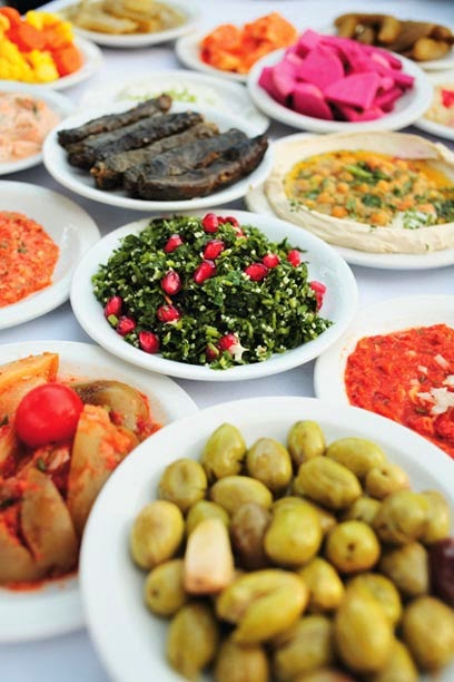 World Recipes: Israel - Israeli Recipes