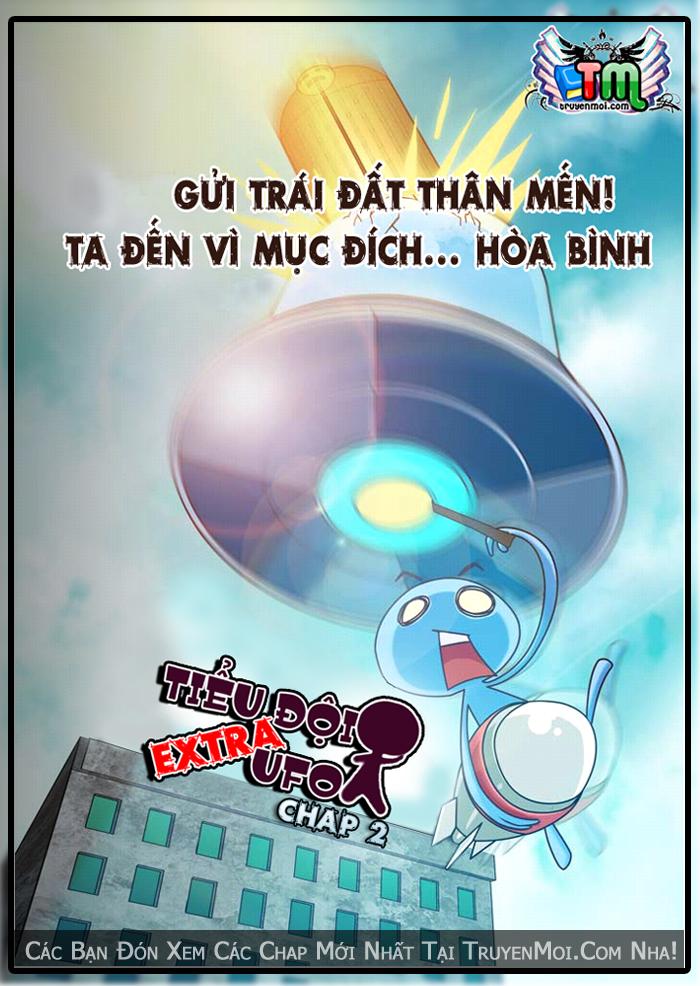 Tiểu Đội UFO EXTRA Chap 2 - Trang 1