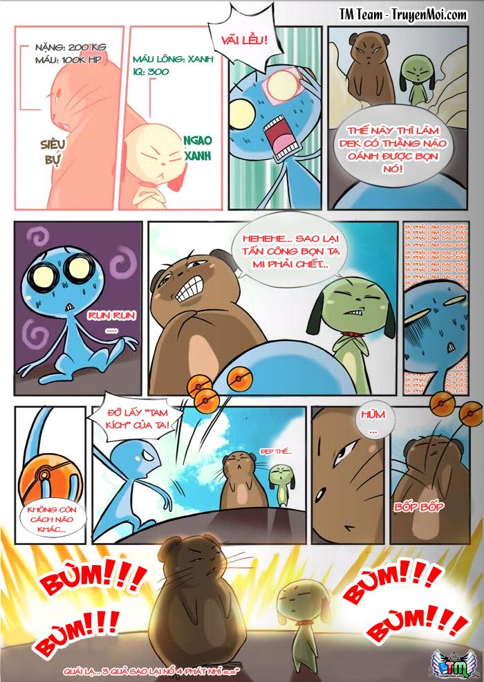 Tiểu Đội UFO EXTRA Chap 2 - Trang 6
