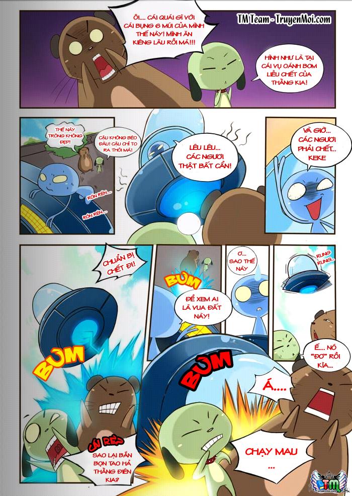 Tiểu Đội UFO EXTRA Chap 2 - Trang 7