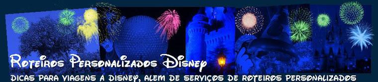 Roteiros Personalizados Disney