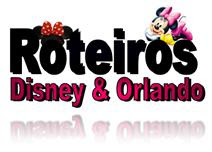 Logo Roteiros Disney - Minnie