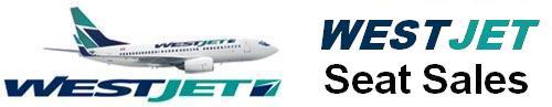WestJet Seat Sales
