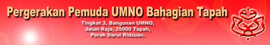 PEMUDA UMNO BAHAGIAN TAPAH