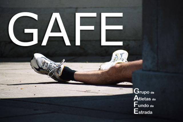 o muro da GAFE