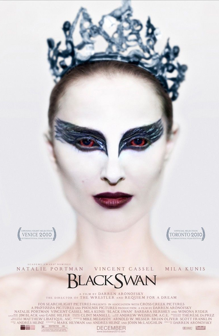 Aronofsky's ballet drama Black Swan, but hey…it's Natalie Portman!