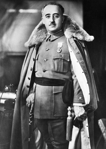 success of general franco Francisco franco bahamonde (december 4th the economic success of the latter part of his regime won support from you can help real life villains wiki by.
