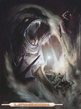 leyenda y mitos capitulo 1:monstruos marinos