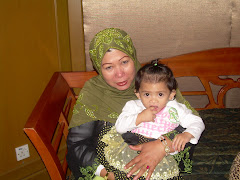 Nurul dan Neneknya....