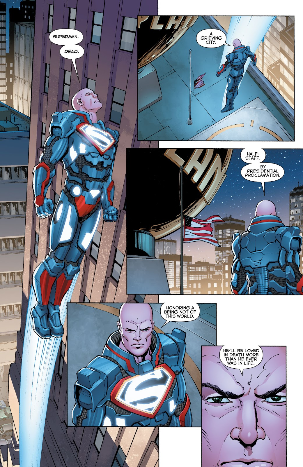 Justice League (2011) Issue #52 #62 - English 8