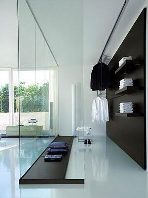 Dise adores en comun mayo 2010 - Paredes de cristal para separar ambientes ...