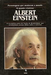 Livro de Albert Einstein