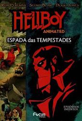 Baixe imagem de Hellboy Animated: Espada das Tempestades (Dual Audio)