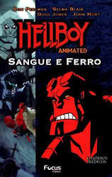 Baixe imagem de Hellboy Animated   Sangue E Ferro (Dublado) sem Torrent