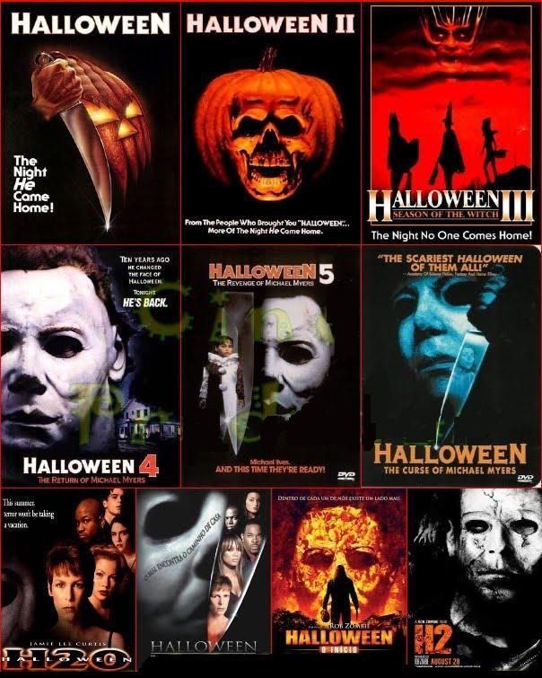 Coleção Halloween Completa