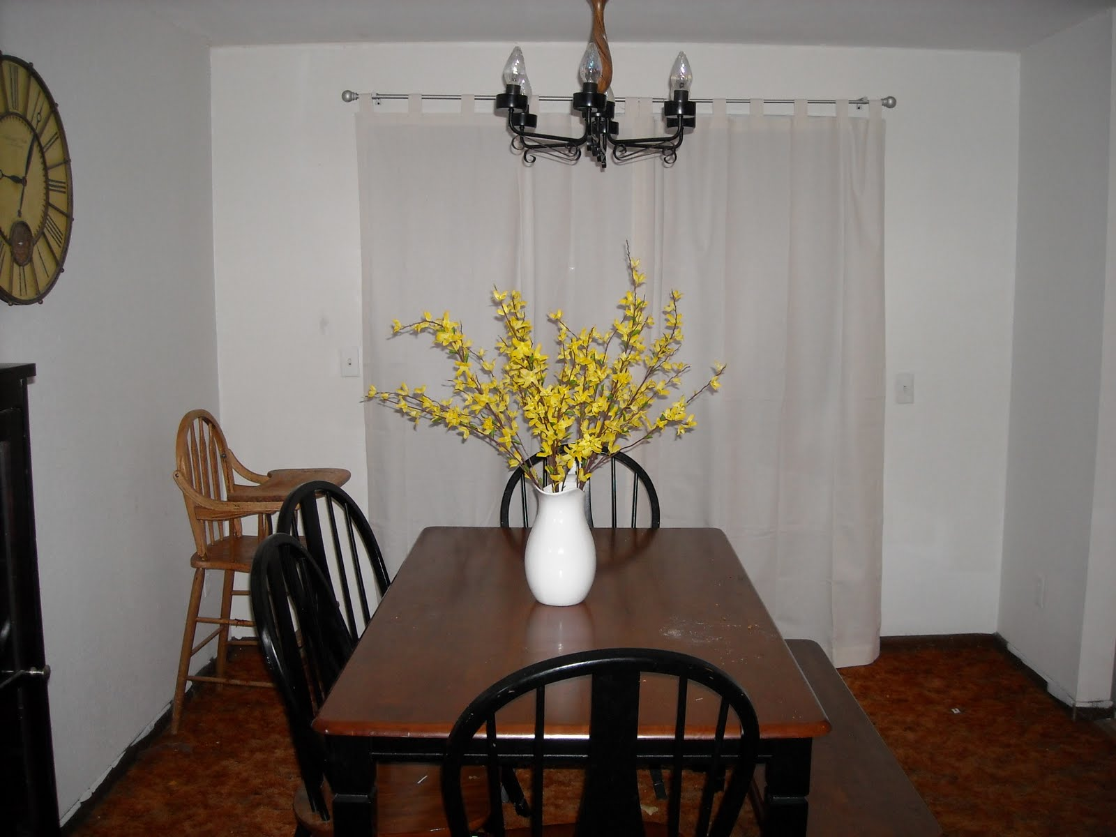 Keep Home Simple Cheap Chandelier Makeover