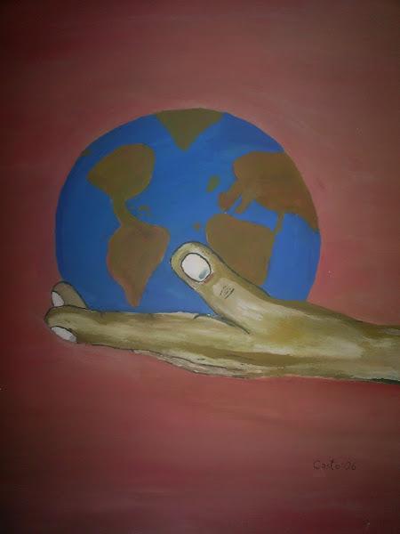 El mundo en mis manos