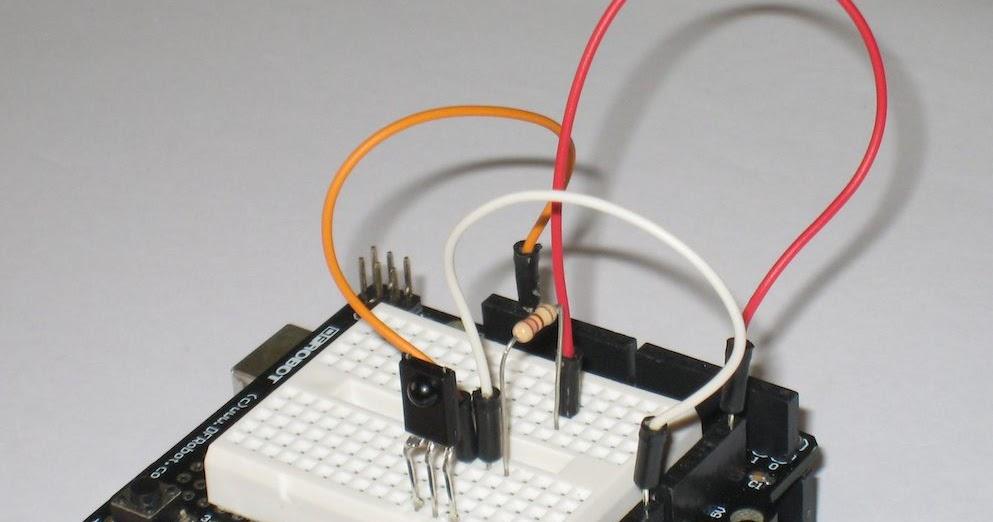 Arduino for beginners protoshield mini breadboard