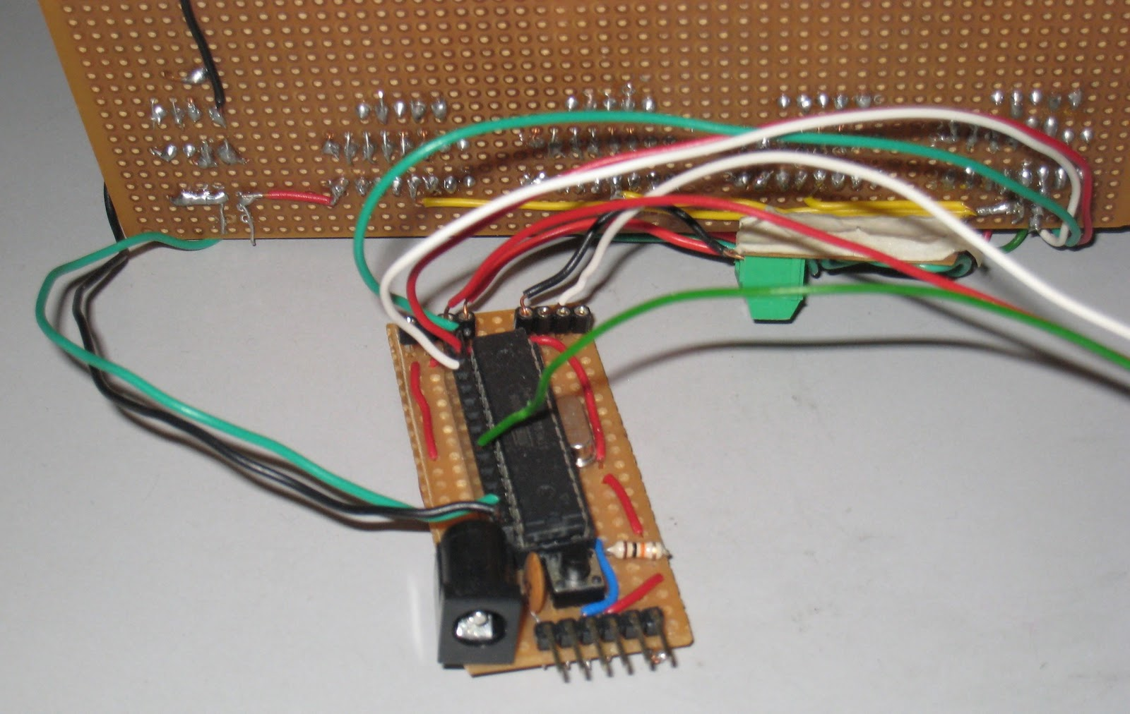 Arduino for beginners digital clock with segments led