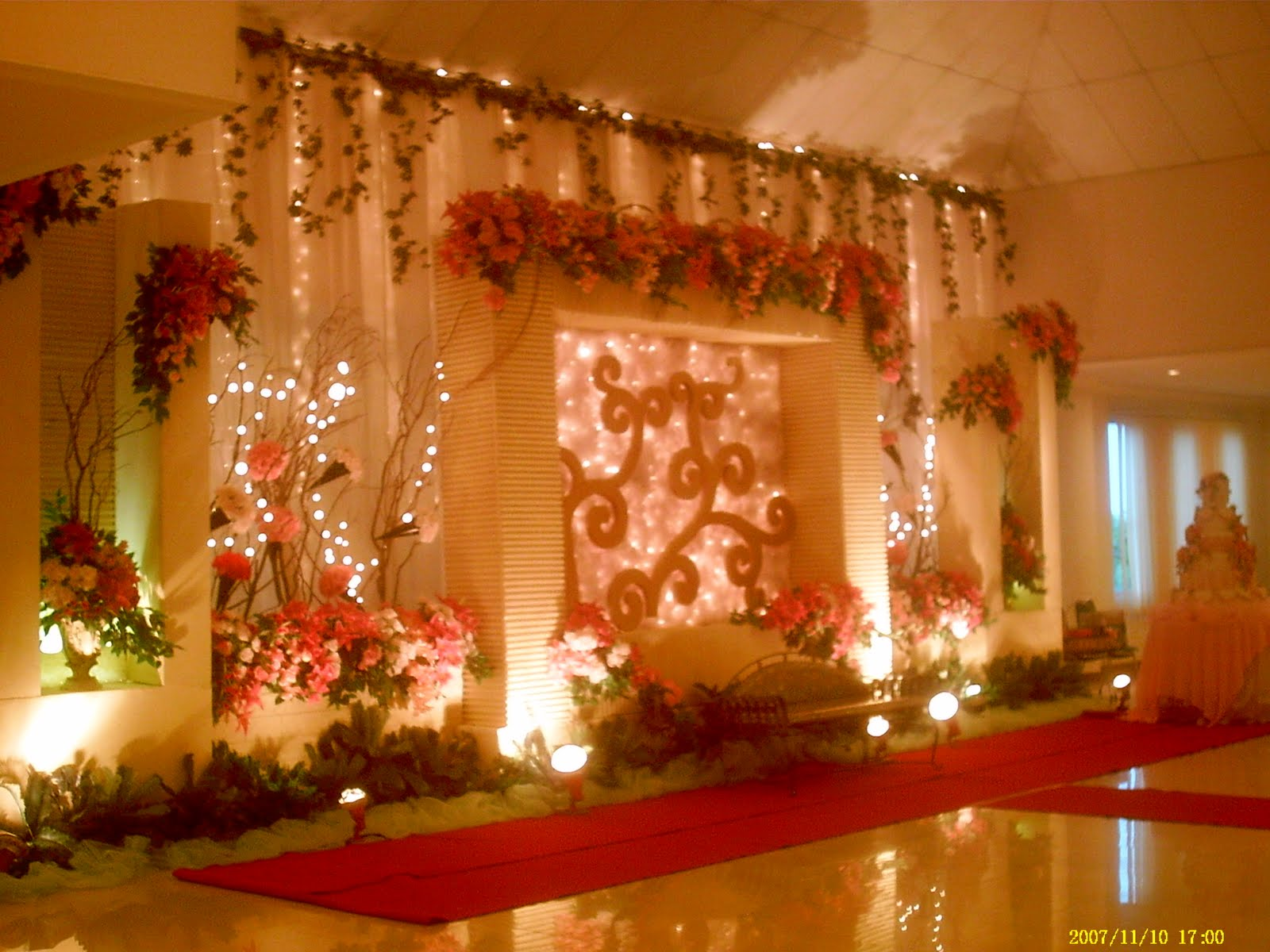 One Stop Wedding: Wedding Party Decoration