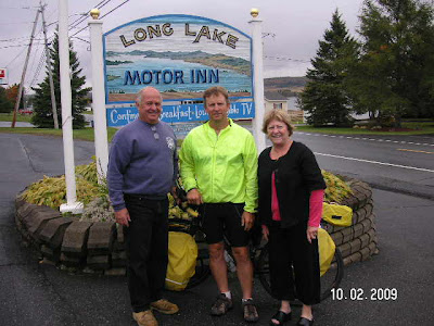 Coast to coast dan 39 s bucket list october 1st for Long lake motor inn