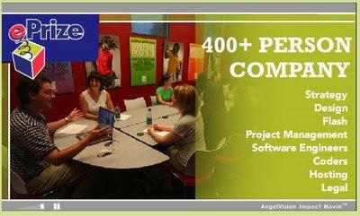 A 400+ Person Company?