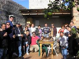 la gente de la Borriquita
