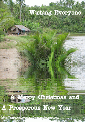 2008 Christmas ecard Catanduanes