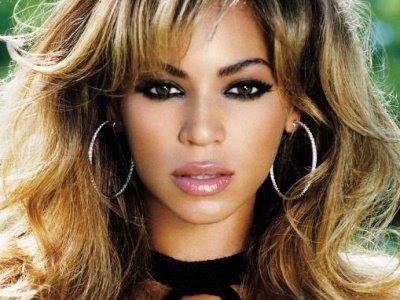 Os lábios femininos mais sensuais do mundo Beyonce