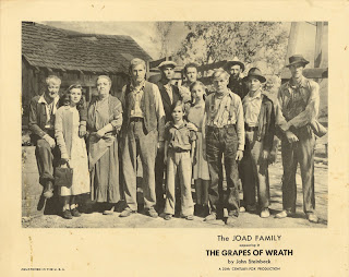 an analysis of joads american dream in the grapes of wrath by john steinbeck
