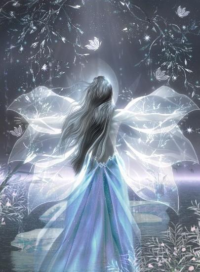 Kimmy Sharing Light Angels Unaware