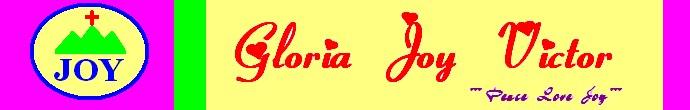 Gloria Joy Victor (1)