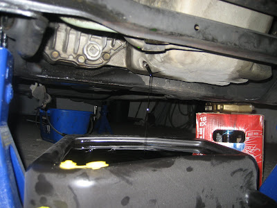 Engine Oil Change Drain