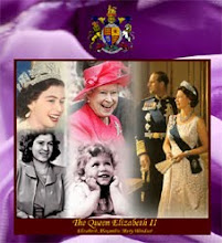 THE BRITISH EMPIRE : THE QUEEN ELIZABETH II