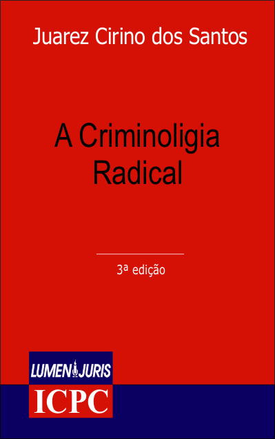 CRIMINOLOGIA CRÍTICA
