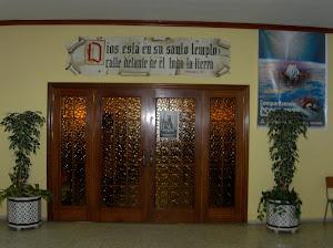 Nuestro templo,Alcoy