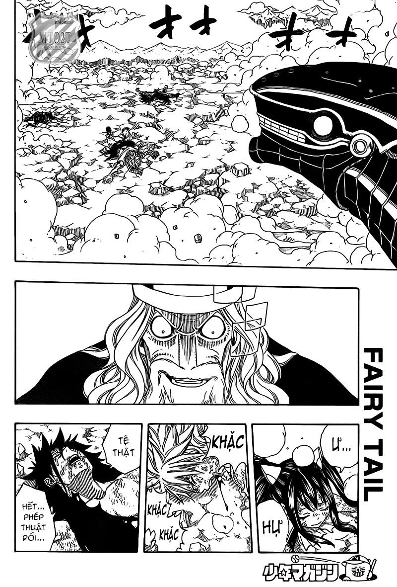 Fairy Tail chap 194 page 11 - IZTruyenTranh.com