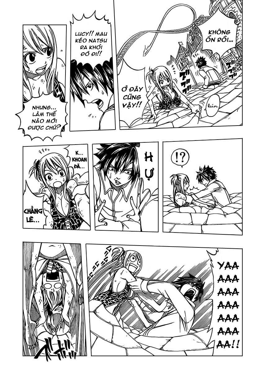 Fairy Tail chap 182 page 9 - IZTruyenTranh.com